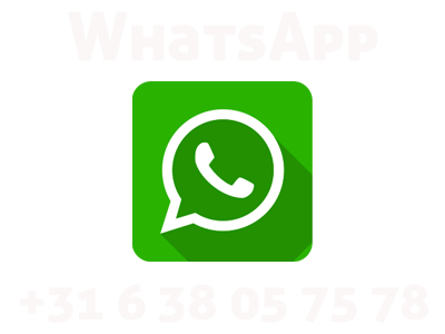Neem contact op via WhatsApp